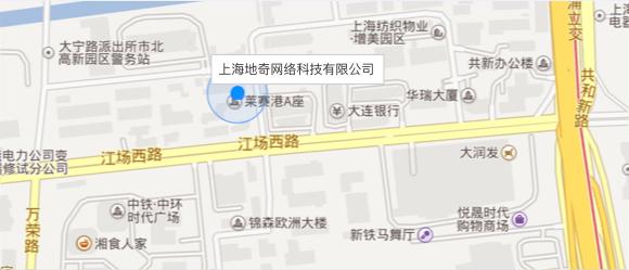 上海市闸北区江场二路99号A座4F